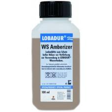 """Средство для придания лаку """"янтарного"""" цвета LOBADUR WS Amberizer (0.1л)"""