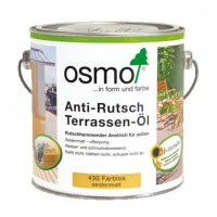 Масло для террас с антискользящим эффектом OSMO Anti-Rutsch Terrassen-Ol (2.5л)