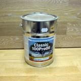 Масло с воском BERGER Classic 100Pro Oil (1л)