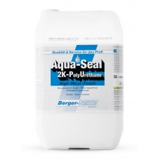Лак BERGER Aqua-Seal 2K-PU Natural White (5.5л)