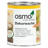 Цветное масло OSMO Dekorwachs Creativ (0.75л) (цвета 3169-3188)