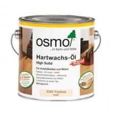Масло с ускоренным временем высыхания OSMO Polix Hartwachs-Ol Rapid (10л) (оттенки 3232; 3240; 3262)