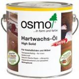 Цветное масло с твердым воском OSMO Hartwachs-Ol Farbig (0.75л) (цвета 3040-3092)