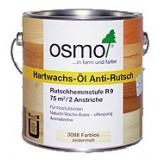 Масло с твердым воском для пола с антискользящим эффектом Osmo Anti-Rutsch (0.75л) (варианты 3088; 3089)