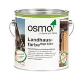 Непрозрачная краска OSMO Landhausfarbe (0.75л) (цвета 2101-2742)