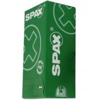 Саморезы для массивной доски и деревянной обшивки SPAX 3.5х35 мм (500 шт)