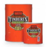 Масло с твердым воском TIMBEREX Hard Wax Oil (1л)